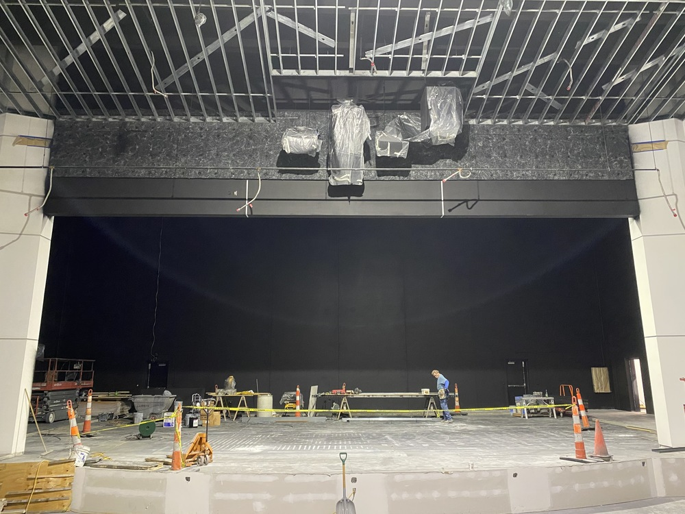 "🚧Construction Updates - ""What is a Proscenium?"""