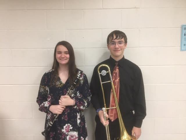 Junior High All District Band
