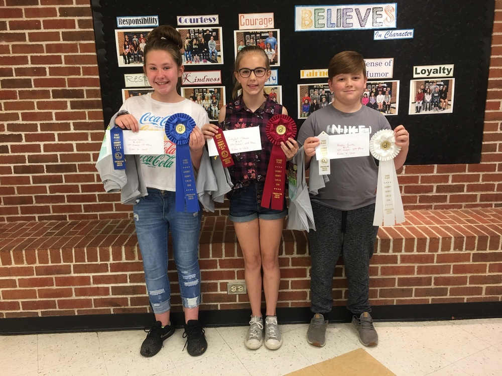 TMS Students Advance to State