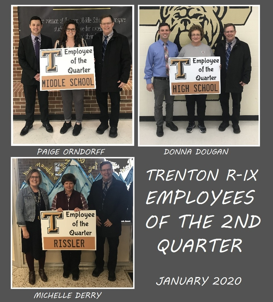 Employees of the Second Quarter