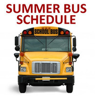 2019 Summer School Bus Routes