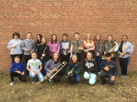 THS Students Selected for All-Conference Band