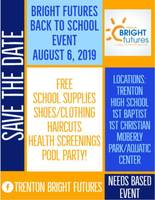 Bright Futures Back To School Event