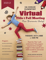 Title 1 Fall Meeting