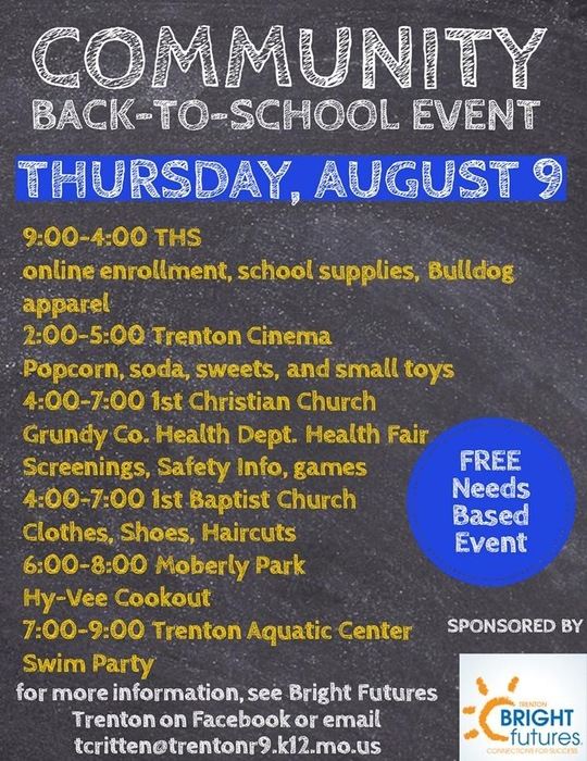 Community Back-to-School Event
